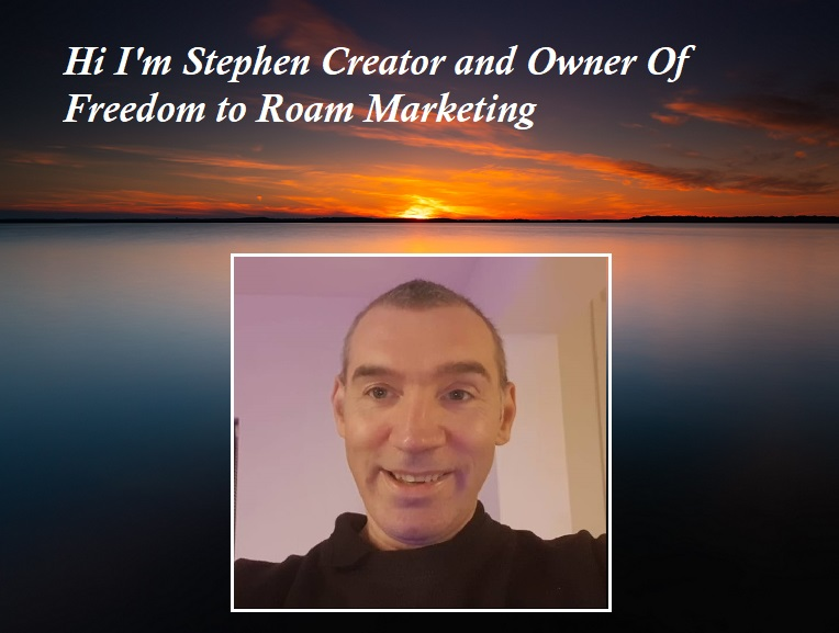 Freedom to Roam Marketing About