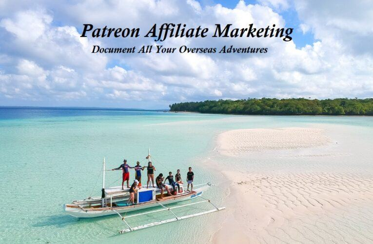 How to Become a Patreon Affiliate Marketer