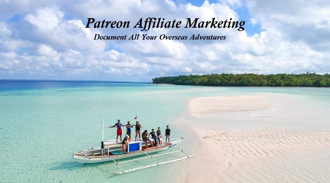 Patreon Affiliate Marketing