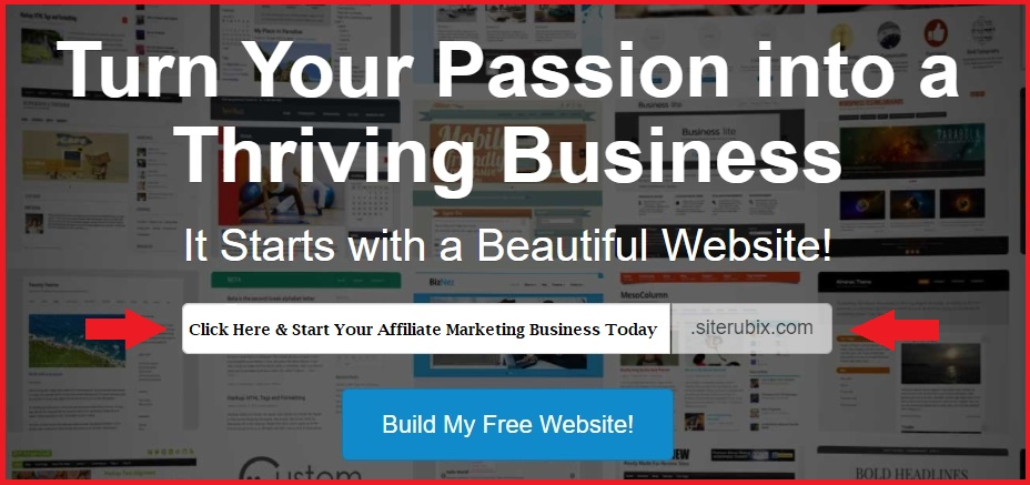 New Affiliate Marketing Business