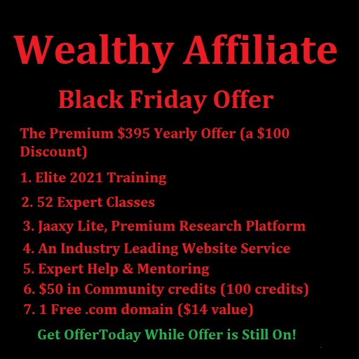 How to Get $200 With Black Friday Offer