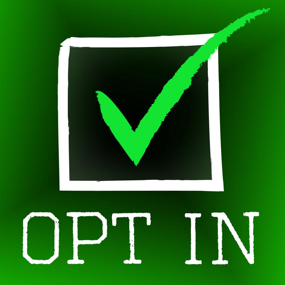 How to Create an Opt-In for Your First Sale