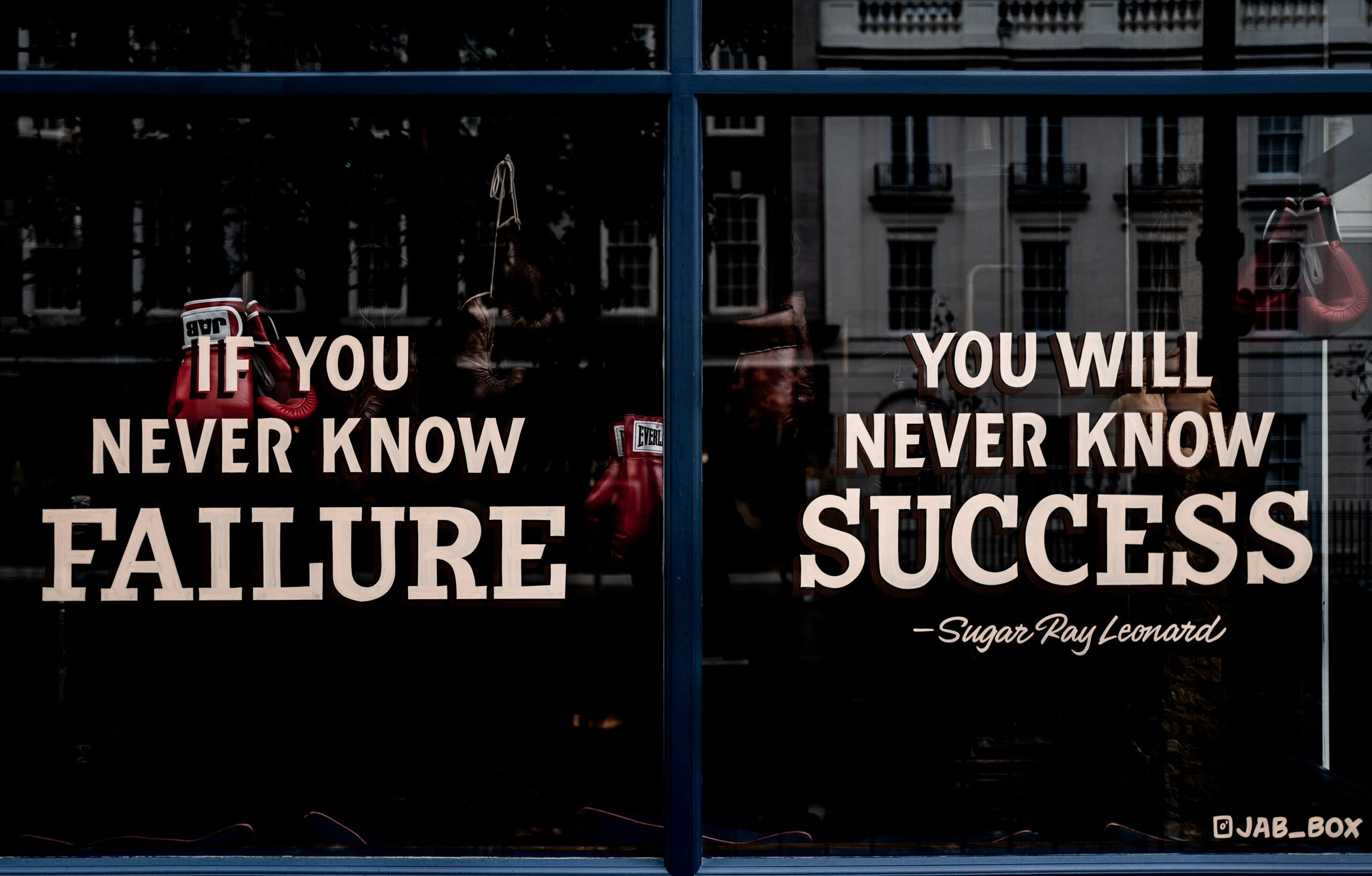 How to Just Keep Pushing for Success