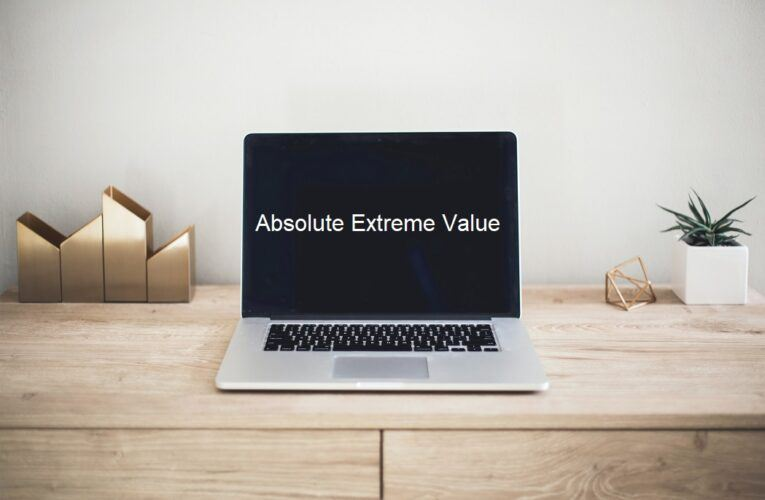 How to Learn the Absolute Extreme Value